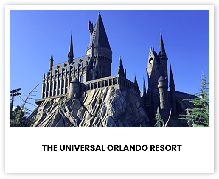 The Universal Orlando Resort